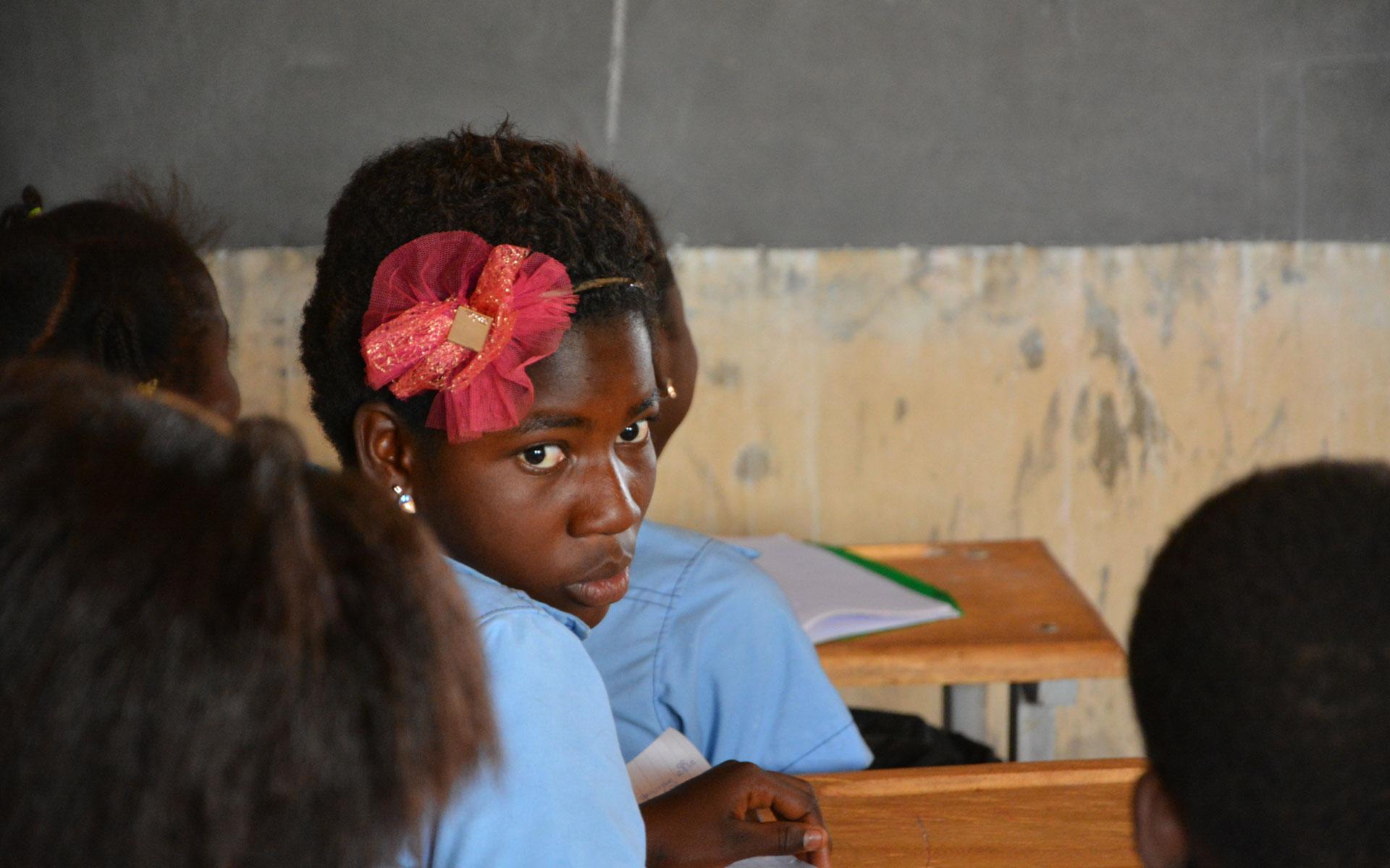 école de jeunes filles || association Karongasoré