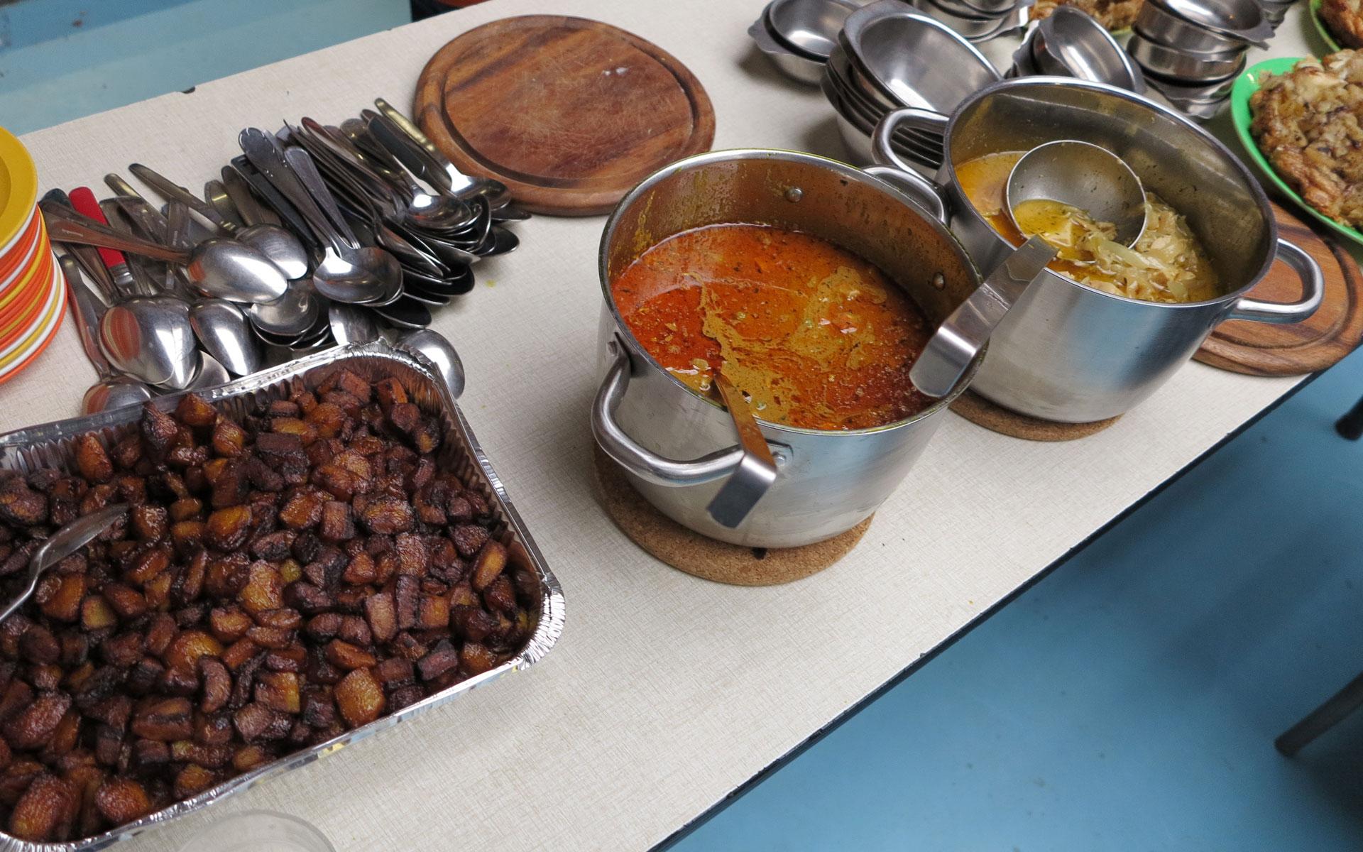 Soutien Alimentaire CEFISE || association Karongasoré