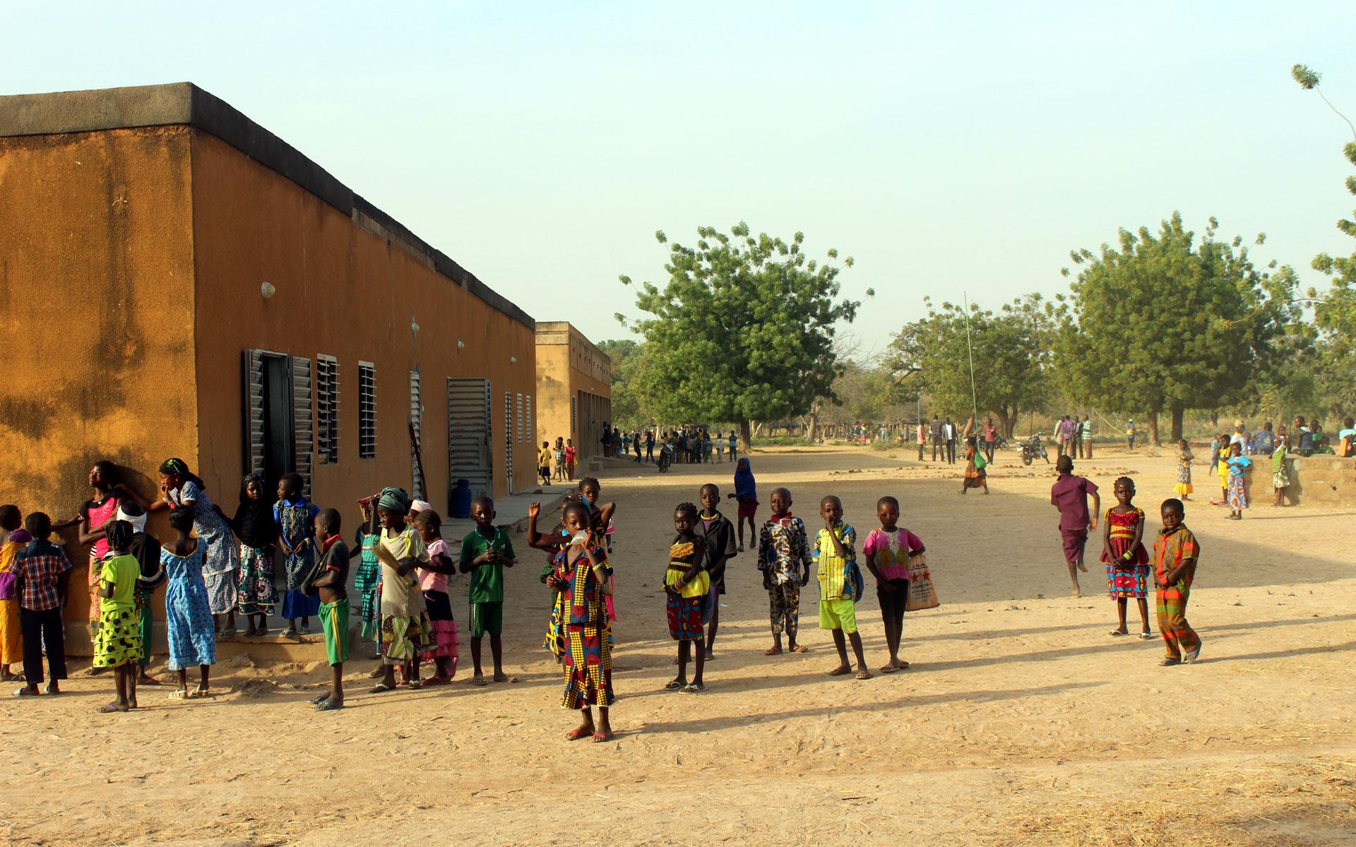 projet biblio || KARONGASORE