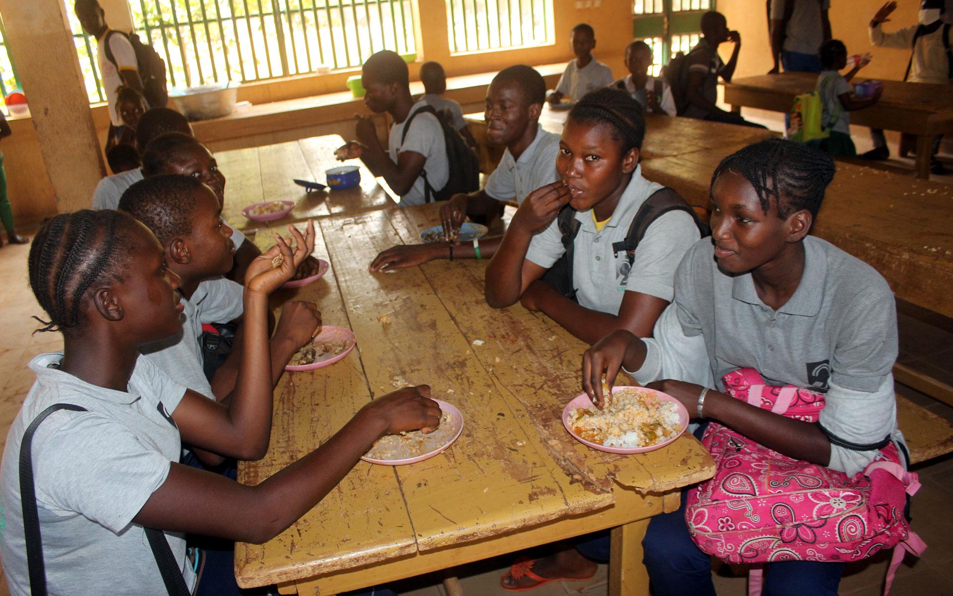 Soutien alimentaire || KARONGASORE